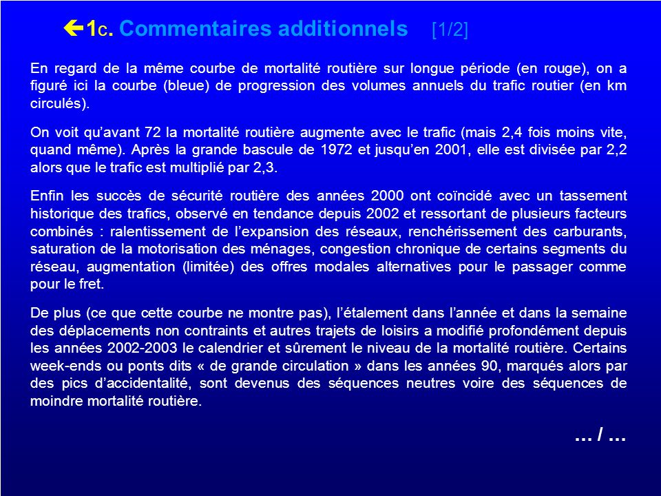 1c. Commentaires additionnels [1/2]